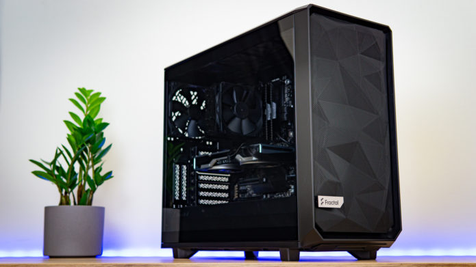 Fractal Design Meshify 2 Compact Review