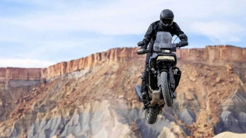 Harley-Davidson Reveals The Hardwire Plan