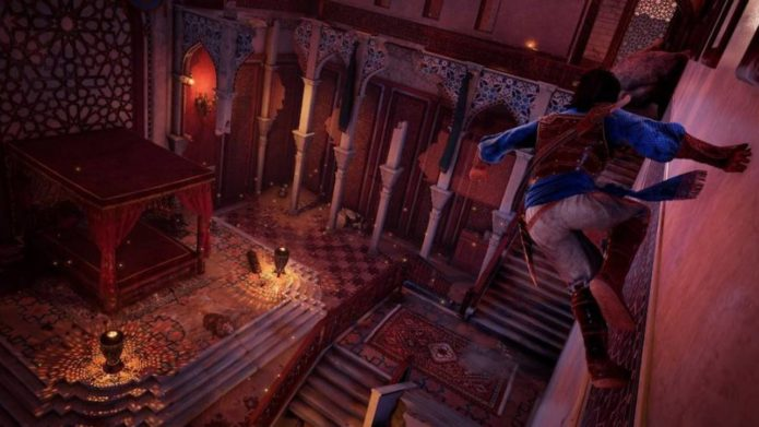Prince of Persia: The Sands of Time remake hit with another delay