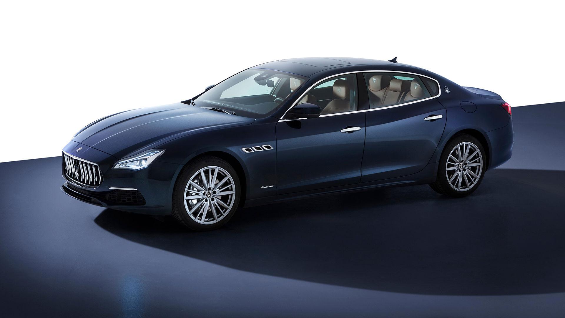 2021 Maserati Quattroporte Review