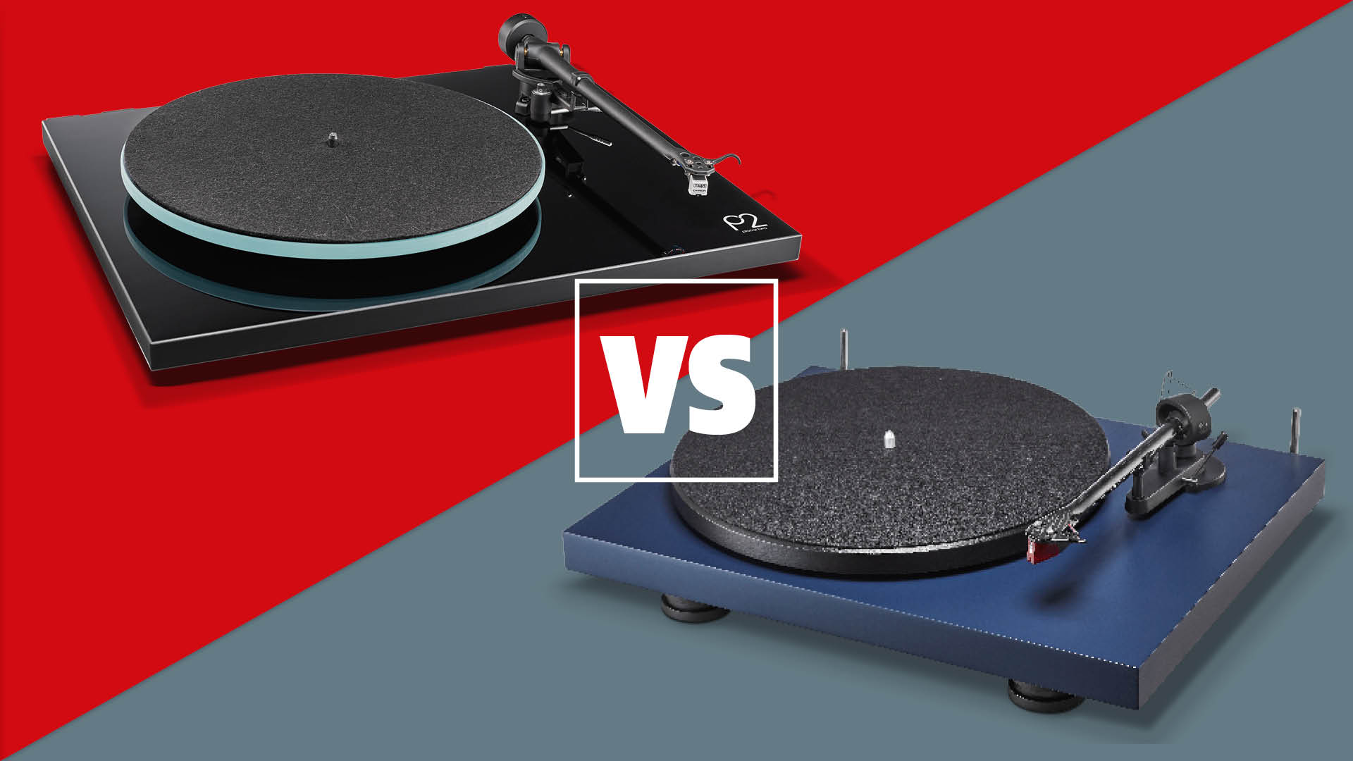 Rega Planar 2 vs Pro-Ject Debut Carbon Evo: which best turntable should you buy?