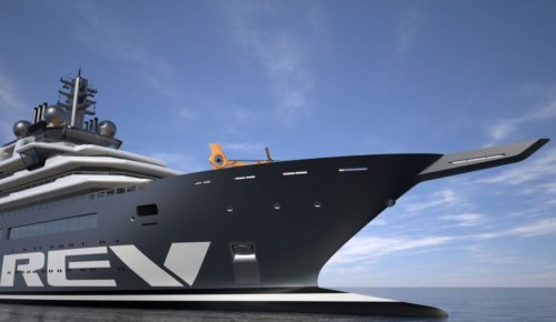 World's largest superyacht: Everything you need to know about 183m REV