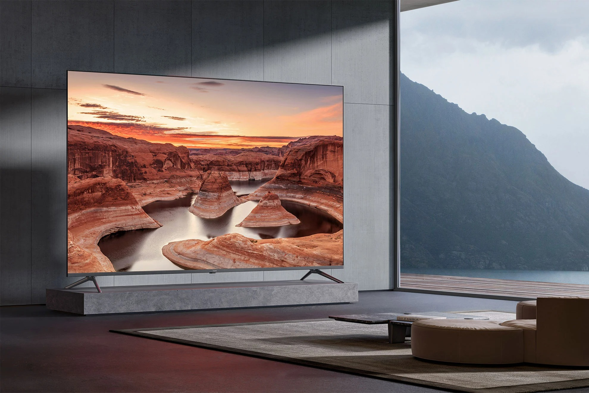 Redmi MAX TV 86-inch with 4K 120Hz display launched: price, specifications