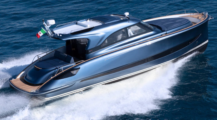 Solaris Power Lobster 48: Is this the year's most beautiful new flybridge?