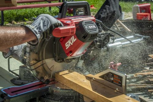 SKIL MS6305-00 10 IN. MITER SAW REVIEW