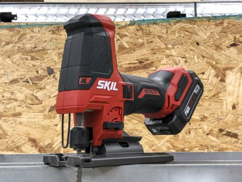 SKIL PWRCORE 12 BRUSHLESS JIGSAW REVIEW JS5833A-10
