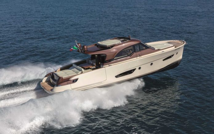 Solaris Power 55: Ferretti co-founder's new project to launch at Cannes