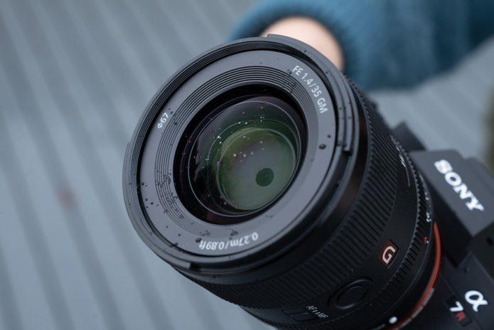 Sony FE 35mm F1.4 GM field review