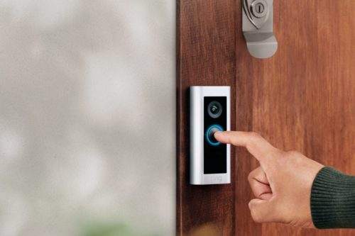 Ring Video Doorbell Pro 2 ups resolution and smart features