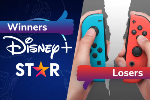 Winners and Losers: Disney Plus unveils its Netflix killer and Joy-Con drift catches up with Nintendo