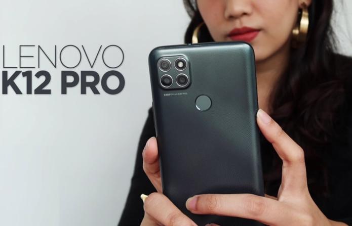 Lenovo K12 Pro Hands-On