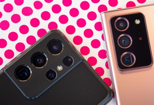 Camera test: S21 Ultra vs. Note20 Ultra