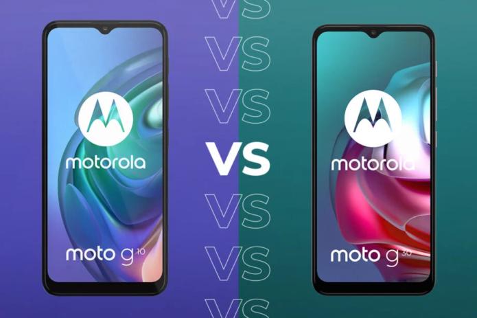 Moto G10 vs Moto G30: Which Motorola phone should you buy?