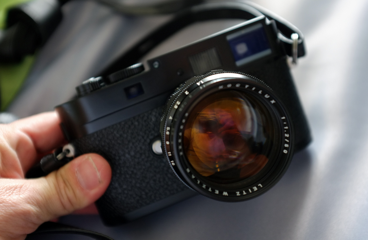 5 Minute Review: The Beautiful Leica 50mm F1.2 Noctilux