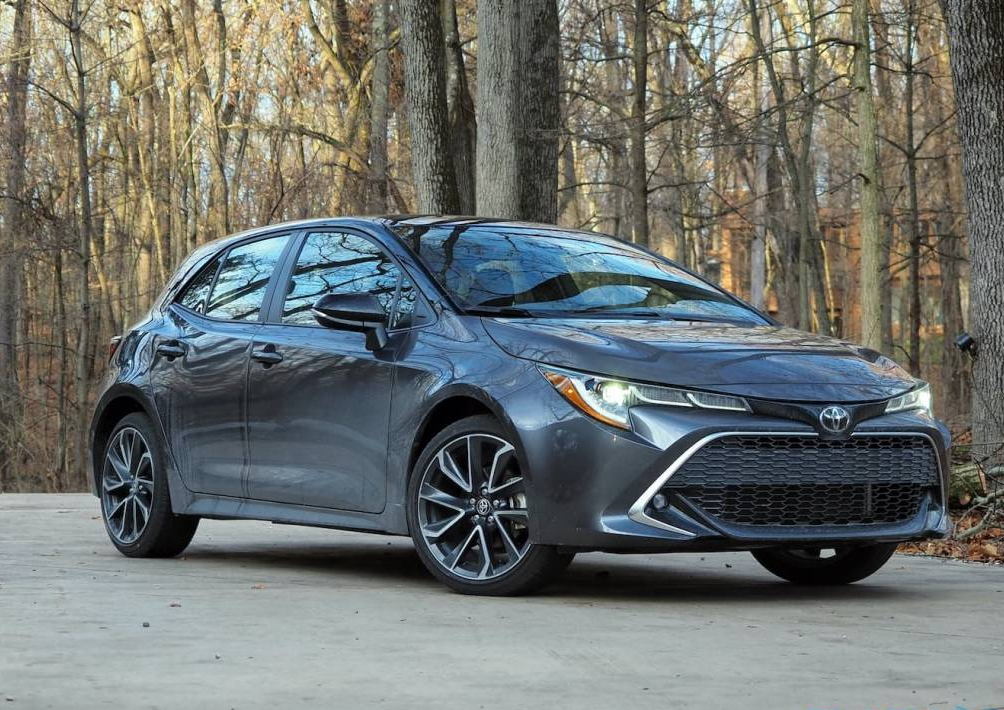 2021 Toyota Corolla Hatchback Review – Cheap Thrills