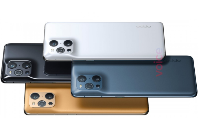 Oppo Find X3 Pro to have two Sony IMX766 sensors, Find X3 incoming with SD870