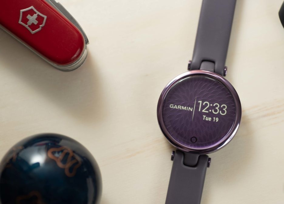 Garmin Lily Sport review: A delicate smartwatch with a striking display