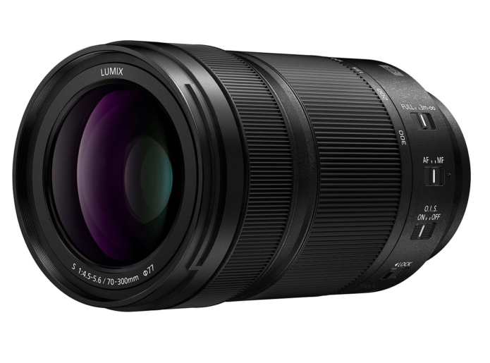Hands-on with Panasonic's new 70-300mm F4.5-5.6 for L-mount