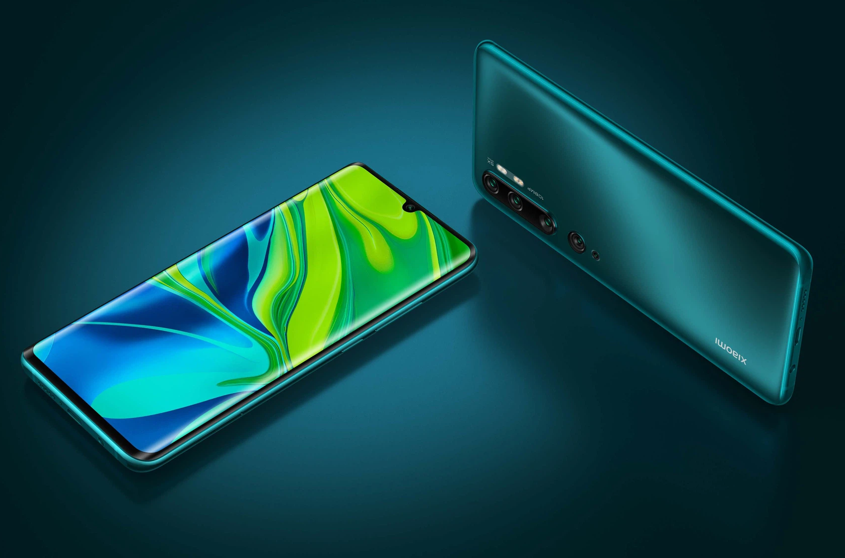 The Mi Note 10 and Mi Note 10 Pro are now receiving the Android 11 update in Europe