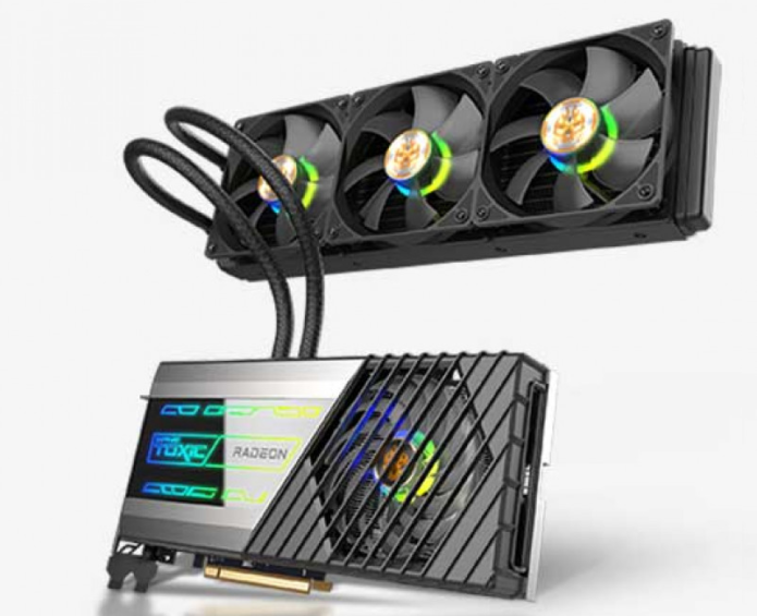 The Sapphire Radeon RX 6900 XT TOXIC lives up to its name with colossal price rises over MSRP at launch