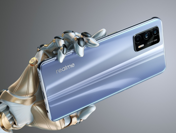 Here's Your Best Look at the Realme GT 5G