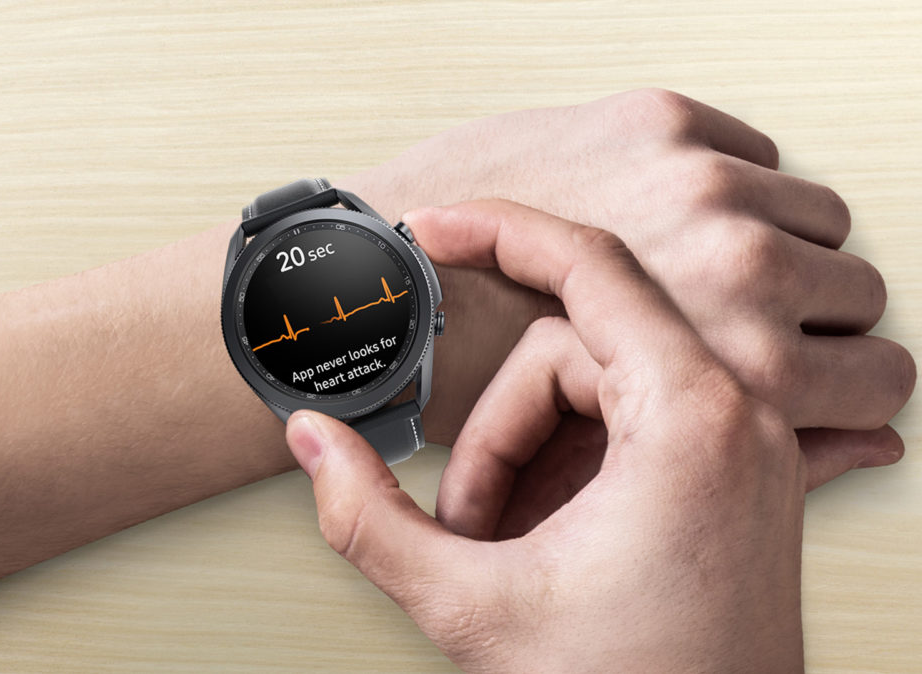 Samsung Galaxy Watch ECG and blood pressure goes live in Europe