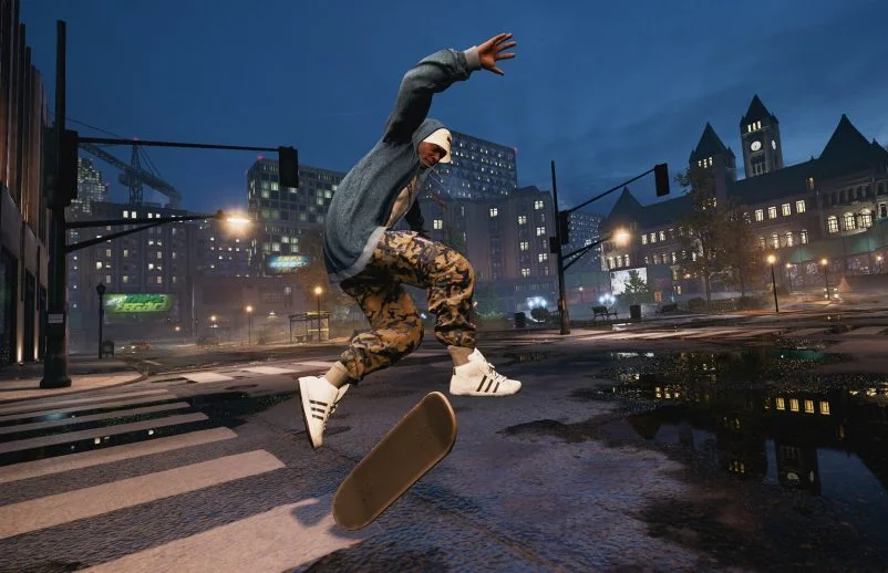 Tony Hawk's Pro Skater 1+2 Remastered shreds onto next-gen consoles and Switch next month