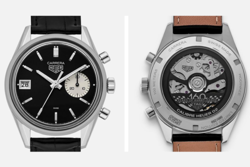 Vintage Watch Collectors Are Going to Freak Over This New Chronograph