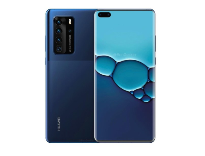 Huawei P50 New Revelation: First Sony Strongest CMOS Photographing