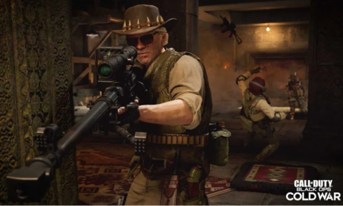 Latest Call of Duty games now too big for 500GB PS4 hard-drives