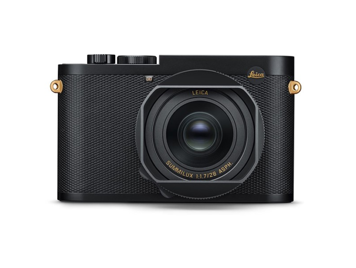 Leica's latest limited-edition camera is a black and gold Daniel Craig x Greg Williams collab