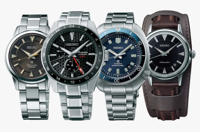 These Are All of Seiko's Most Exciting New Watches for 2021