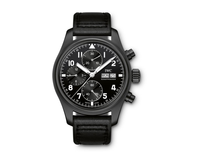 IWC Just Brought Back a Cult Classic Watch from the 1990s
