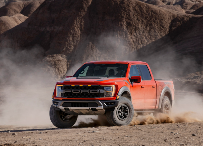 The 2021 Ford F-150 Raptor restores the monster truck hierarchy