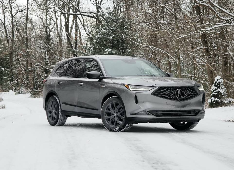 2022 Acura MDX First Drive – Three-row SUV knows who to convince