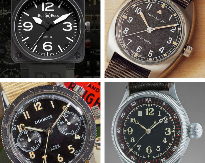The Ultimate Guide to Pilot's Watches