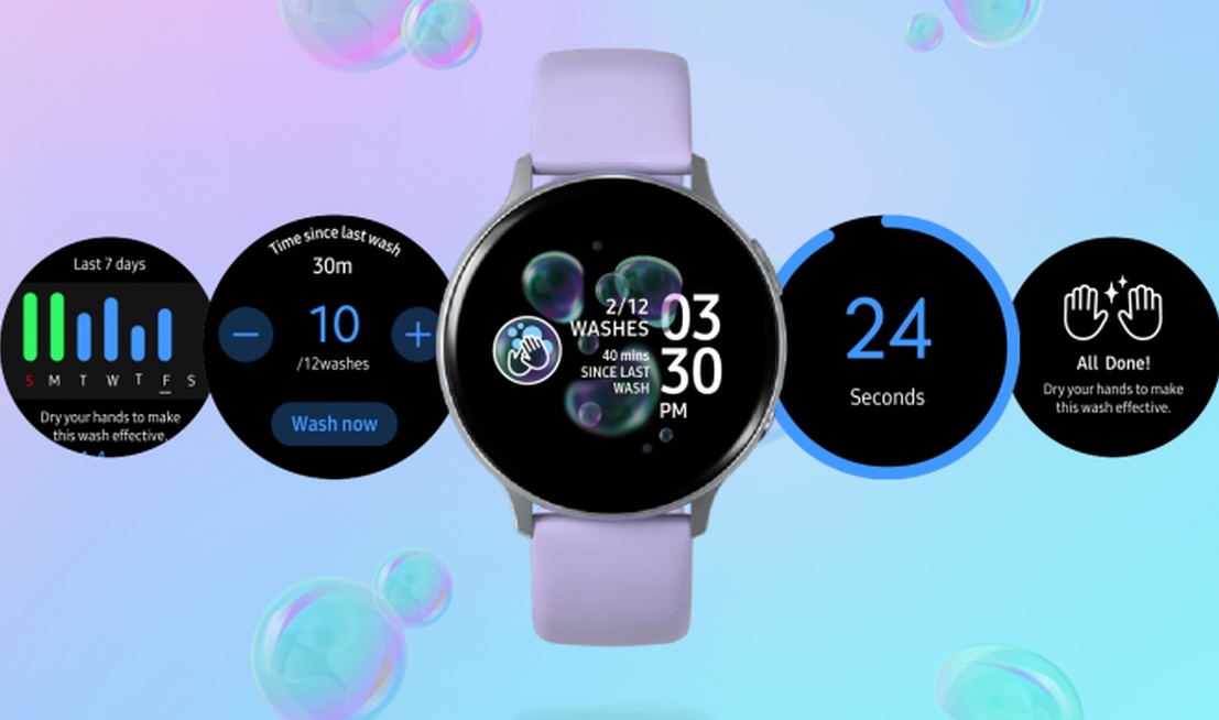 Samsung Galaxy Watch 3 gets new features in big update