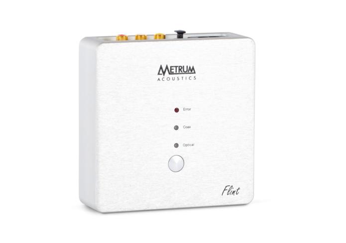 Metrum Acoustics Flint review