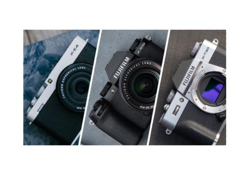 Fujifilm X-E4 vs X-S10 vs X-T30 – The 10 Main Differences