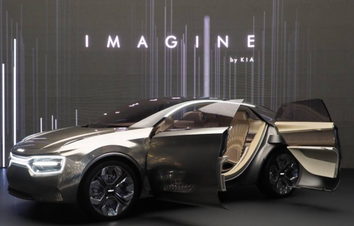 Kia's audacious EV plan includes 11 EVs by 2026