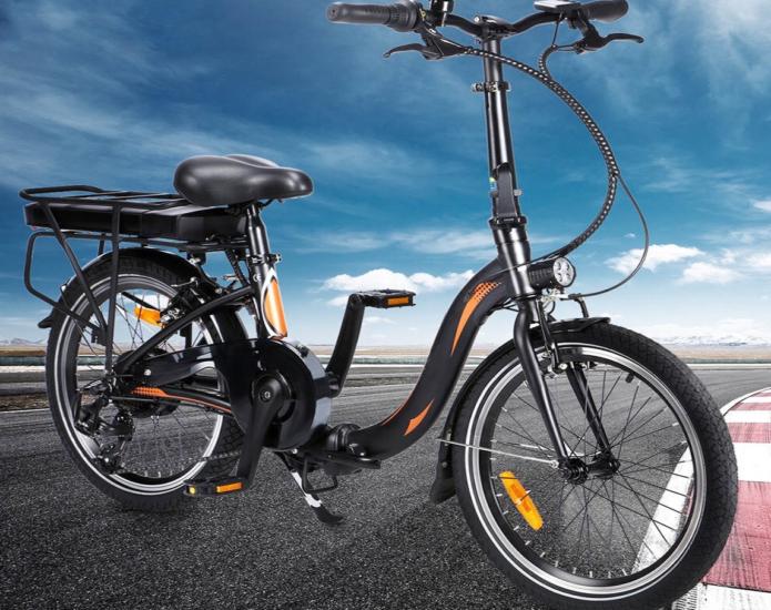 20F054 Review – 250W 20-Inch Folding Electric Bike