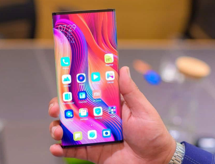 Xiaomi Mi Mix 4 wows in concept design renders thanks to under-display camera and fresh flat screen