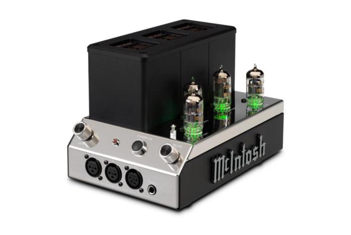 McIntosh Reveal MHA200 Vacuum Tube Amplifier