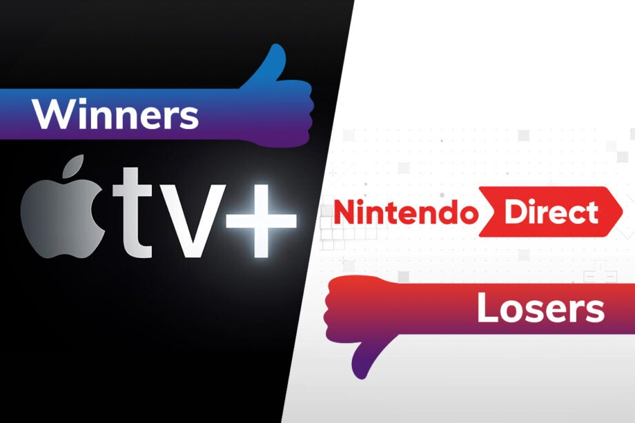 Winners and Losers: Apple TV scores a big win, and Nintendo's Direct drops the ball
