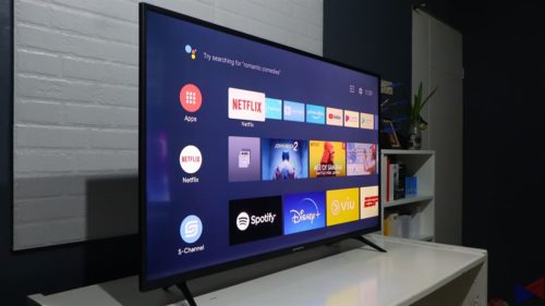 MF-4300VX 43-Inch XTREME X-Series Android TV Review