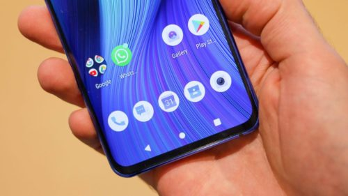 ZTE's latest in-display innovation could kill the notch for good