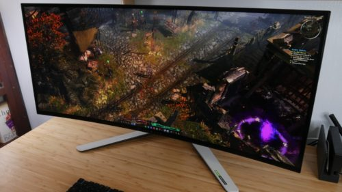 Alienware AW3821DW Review
