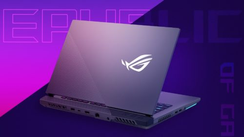 ASUS ROG Strix G17 G713 review – monstrous hardware and a 300Hz display