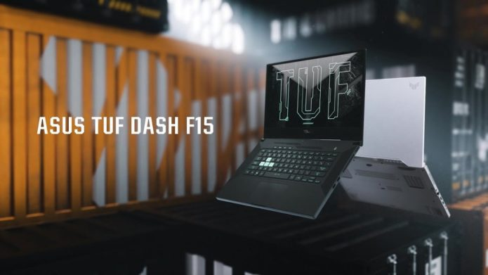 ASUS TUF Dash F15 (FX516) review – the new RTX graphics cards look promising