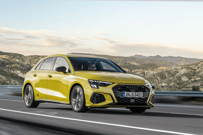 2022 Audi RS3 rendered: Five-cylinder hero imagined from spy photos